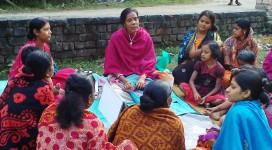 2.Awareness Through Mothers Meeting (Pulse Polio Prog.)