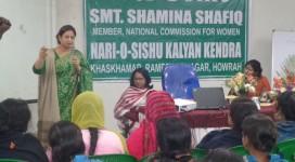 Member of Women Commission Samina Safiq Visit in our Office